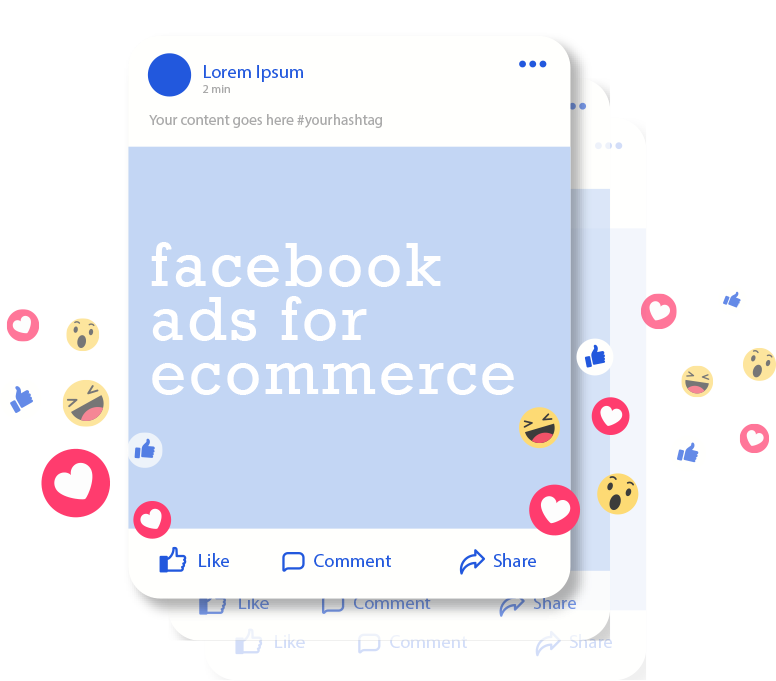 Facebook Advertising Agency for Ecommerce
